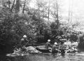 Lužnice 1965 na Staré řece