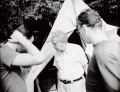 Na táboře v 50.letech